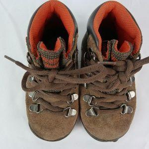 Reebok Shoes - WEEBOK BY REEBOK TODDLER BOYS BROWN Hiking boots 4612cf621